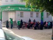 رئيس مدينة الفشن ببنى سويف: لا يوجد تكدس لأصحاب المعاشات على مكتب البريد