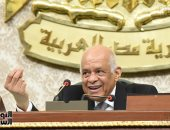 نواب يطالبون برفع الجلسة للحاق بالإفطار..وعبد العال مازحا: نفطر على حساب وزير المالية