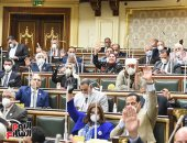 مجلس النواب يوافق مبدئيا على قانون البنك المركزى والجهاز المصرفى