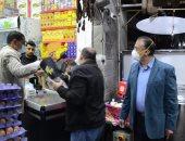 محافظ الاسكندرية يشدد على إستغلال فترات الحظر فى رفع كفاءة الشوارع