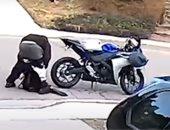 """المتهمون بسرقة الدراجات البخارية فى الزيتون: """"بنقطع المكن عشان نعرف نبيعه"""""""