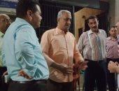 سكرتير مساعد بنى سويف يوجه بغلق 5 محلات لمخالفتها قرارات الحكومة