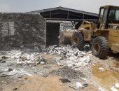 صور.. محافظ المنيا: استرداد 400 فدان من أراضى أملاك الدولة بمركز مطاى