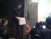 محافظة القاهرة توزع 605 كراتين مواد غذائية على سكان روضة السيدة