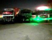 رفع 900 طن مخلفات صلبة من مجمع مدارس الصفا والمروة بالهرم