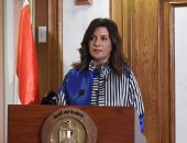 وزيرة الهجرة: سيتم رفع تقرير لرئيس الوزارء لتقيم تجربة التصويت بالخارج عبر البريد