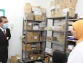 نائب محافظ قنا: لدينا 24 وحدة صحية تعمل على مدار اليوم بالمحافظة.. صور