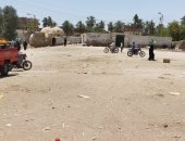رئيس مدينة القرنة يعلن فض سوق الثلاثاء الأسبوعى والسيطرة على التجمعات