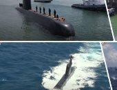 10 معلومات خطيرة عن الغواصة S43 المنضمة حديثا للقوات البحرية المصرية