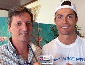 رونالدو يحتفل بعودة ناسيونال ماديرا إلى الدوري البرتغالي
