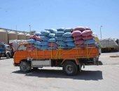 محافظ بنى سويف: توريد 125 ألف و 754 طن قمح إلى الشون والصوامع