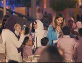الملكة رانيا تستعيد ذكريات الأجواء الرمضانية فى فيديو قديم