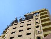 محافظ القليوبية يشهد إزالة أدوار مخالفة ببرجين سكنيين بطوخ والقناطر الخيرية