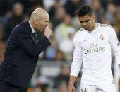 كاسيميرو: مواجهة مونشنجلادباخ مباراة نهائي بالنسبة لنا في ريال مدريد