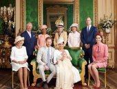"""العائلة المالكة البريطانية تحتفل بالعيد ميلاد الأول لـ""""أرتشى"""" نجل هارى وميجان"""