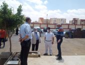 جهاز مدينة الشروق يسترد 9 وحدات سكنية  شاغرة بعد التعدى عليها