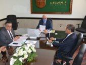 7 مايو .. إعلان تفاصيل المشروعات البحثية لطلاب النقل بجامعة الإسكندرية