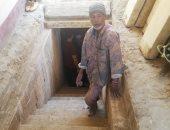 فيديو.. شاهد مدفن الشيخ الطبلاوى بالأباجية أنشأه الراحل منذ 40 سنة