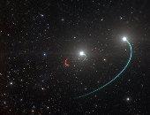 اكتشاف أقرب ثقب أسود للأرض على بعد 1000 سنة ضوئية
