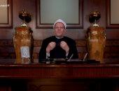 مفتى الجمهورية: الإرهابيين يقاتلون فى سبيل الشيطان.. فيديو