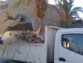 محلى البلينا بسوهاج: رفع 220 طن مخلفات صلبة من الشوارع.. صور