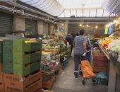 إعادة فتح أسواق فى مدينة القدس المحتلة .. فيديو