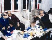 يوسف القعيد يتذكر صديق عمره: كورونا منعتنا من الاحتفال بذكرى جمال الغيطانى