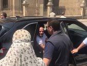 """فيديو.. مواطنة للرئيس السيسى: """"ربنا يحبب فيك خلقه وينصرك على من يعاديك"""""""