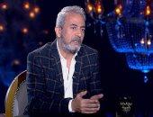 صبرى فواز: أنا بطل أعمالى.. ونفسى أقدم شخصية أحمد فؤاد نجم