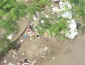 شكوى من تراكم القمامة فى شوارع منشية البكرى بمصر الجديدة
