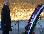 الكرملين : جميع الإجراءات الأمنية اتخذت عندما زار بوتين حديقة ألكسندر