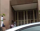 ننشر أول فيديو لغلق محكمة مدينة نصر بسبب كورونا