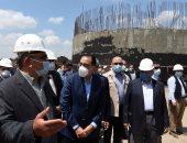 الحكومة: محطة مياه كفر شكر تدخل الخدمة منتصف العام المقبل لخدمة 225ألف نسمة