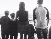 فيكتوريا بيكهام تحتفل بعيد الأم فى أمريكا بصورة مع ابنائها الأربعة