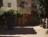 فيديو.. اللحظات الأولى لعزل قرية شنشور بالمنوفية بعد ظهور إصابات بكورونا