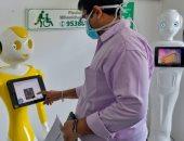 الروبوت يحل محل الموظفين بمتاجر التجزئة قريبًا.. فيديو