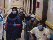 مستشفى إسنا للعزل الصحى تعلن خروج 3 حالات شفاء من فيروس كورونا
