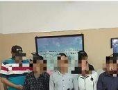 النيابة تحقق مع 51 شخصاً بتهمة خرق حظر التجوال بالقطامية