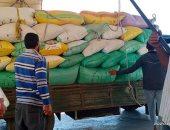 محافظ بنى سويف: توريد 220 ألف طن قمح للشون والصوامع