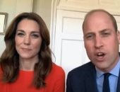 العائلة المالكة البريطانية تجرى مكالمات مع المحاربين القدامى فى يوم النصر.. فيديو