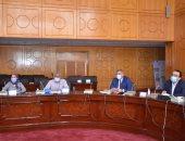 نائب محافظ الإسماعيلية يستعرض آليات تطبيق خطط تطوير المناطق النائية