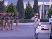 لأول مرة فى تاريخ تركمانستان.. عرض عسكرى بمناسبة ذكرى النصر على النازية