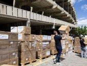 برشلونة يتبرع بـ 248 ألف قناع لمكافحة فيروس كورونا