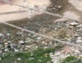 سيبها علينا.. قارىء يشكو انتشار مياه الصرف الصحى بمساكن مبارك فى الإسماعيلية