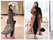 مع بنطلون أو فستان بيزيك.. اعرفى إزاى تلبسى الكيمونو لإطلالة رمضانية أنيقة