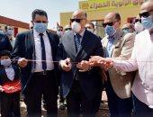 محافظ القاهرة يفتتح سوق الزاوية الحضارى بتكلفة 7 ملايين جنيه