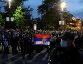 """""""الصحة الصربية"""": 34 إصابة جديدة بفيروس كورونا ولا وفيات"""