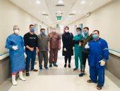 مستشفى أبو خليفة للحجر الصحى: سجلنا خروج 272 حالة بعد الشفاء من كورونا
