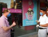 الداخلية تغلق 151 محل ومطعم مخالف لمواجهة فيروس كورونا