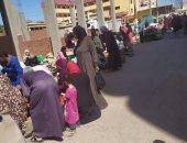 شكوى من باعة جائلين وسط المنطقة السكنية بقرية سرابيوم محافظة الاسماعيلية